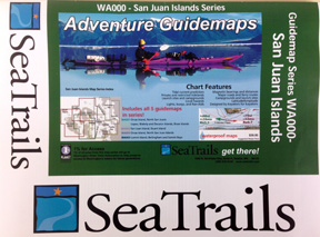 Sea Trails Paddling Maps